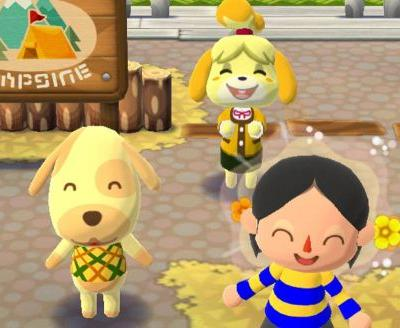 Animal Crossing: Pocket Camp is available right now