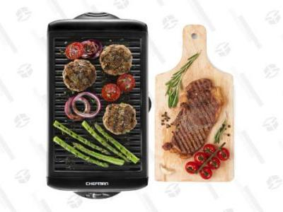 Pick Up an Electric Smokeless Grill for a Low $20