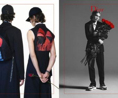 Dior Homme Invokes Nostalgia & Youth for Summer 2018 Lookbook