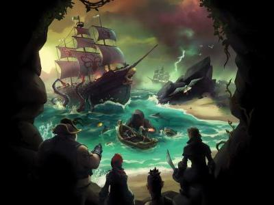 Sea of Thieves' Fishing Mode Shown Off in New Trailer