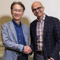 Sony and Microsoft teaming up to develop cloud and AI tech