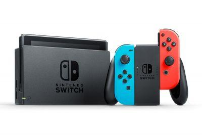 GameStops are getting 'major' Nintendo Switch restocks this week in stores