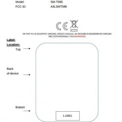 Samsung Galaxy Tab A 10.1 (2018) Pays A Visit To The FCC