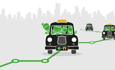 Urban transport app Citymapper launches London taxi-sharing service in partnership with Gett