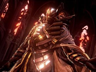 Code Vein Releases new Screenshots of Mido, Louis, Mia, and Weapons