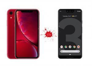 IPhone XR vs Google Pixel 3 XL - Which Is Better??