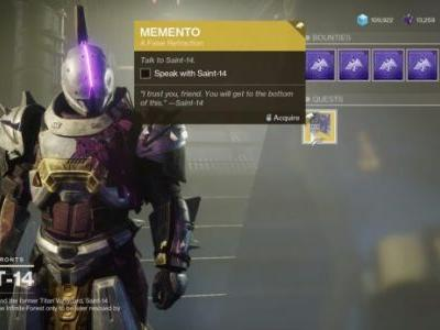 Destiny 2: How to get the Bastion Exotic Fusion Rifle