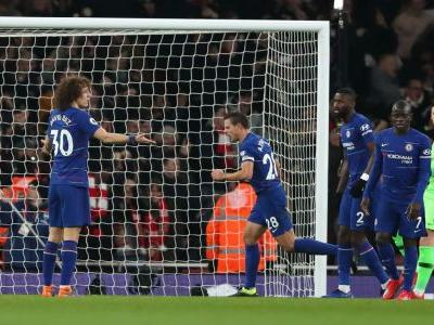 Eden Hazard, N'Golo Kante underwhelm as Chelsea well-beaten by rivals Arsenal