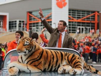 Tigers ready for Championship Parade, then trip to White House on Monday
