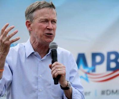 John Hickenlooper to end presidential campaign Thursday, sources say