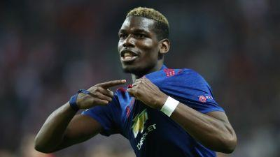We won for Manchester - Pogba honours attack victims after Europa League final triumph