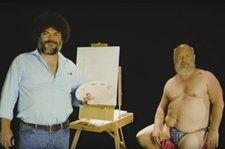 Tenacious D's Jack Black Paints a Happy Little Accident in NSFW 'Post-Apocalypto' Teaser: Watch