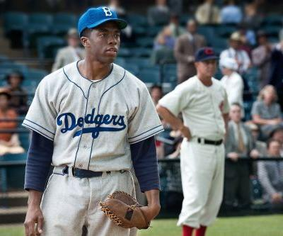 Chadwick Boseman's '42' to be re-released in theaters as tribute
