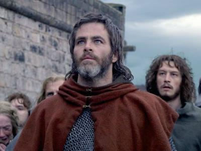 Outlaw King Trailer: Chris Pine Fights for Scotland