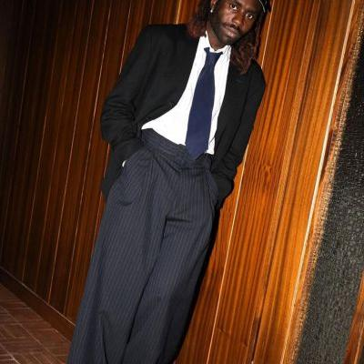 Dev Hynes debuted a new track at the launch of The Standard's London hotel