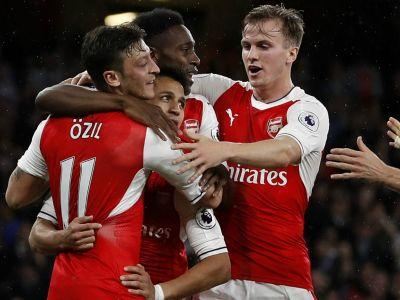 Ozil's record-setting night and the stats that show how one-sided Arsenal's win over Sunderland was