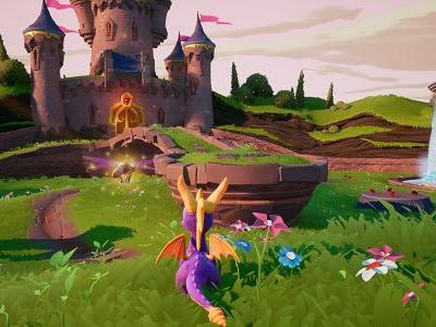 Spyro Remastered Listed on Official Nintendo Website, Then Taken Down