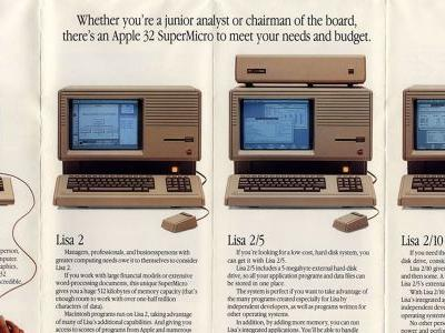 These old Apple ads show how similar - and different -the company and its products were back in the day