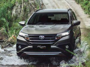 Toyota Rush Spotted Will It Be Launched Here