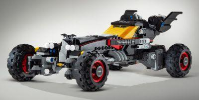 We'd Like This Life-Sized Version of Lego Batman's Batmobile to Be an Official Set Immediately, Please