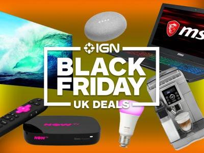 The Best Black Friday Deals at Currys PC World Right Now