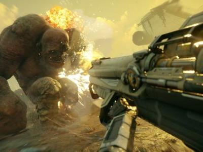 New Rage 2 footage highlights weapons and forest biome