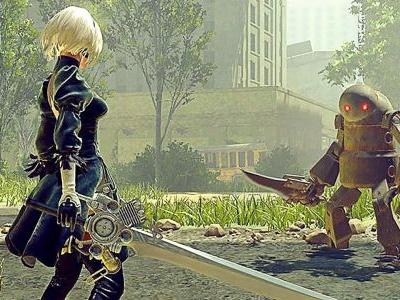 NieR: Automata hits Xbox One this month