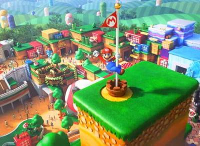 Universal's Super Nintendo World may feature Nintendo Switch integration