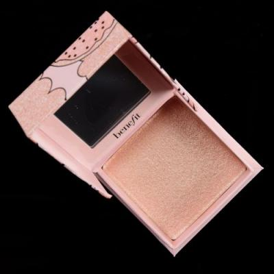 Benefit Cookie Box o' Powder Highlighter Review & Swatches