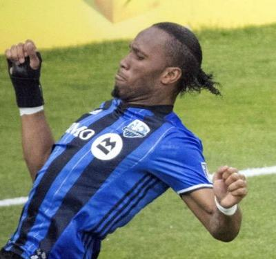 EXTRA TIME: 'The new me' - Didier Drogba debut hilarious new look