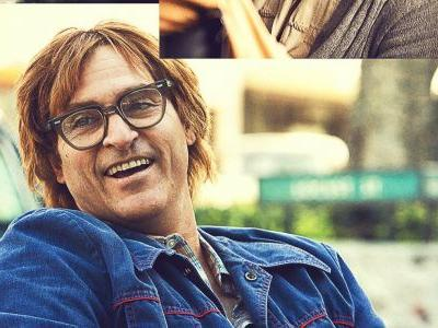 Gus Van Sant's Don't Worry, He Won't Get Far On Foot Trailer