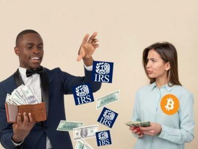 The IRS won't stop until it collects all the cryptocurrency tax it's owed