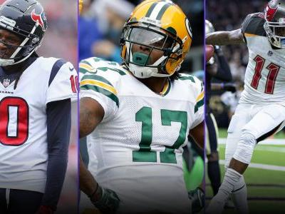Fantasy Injury Updates: DeAndre Hopkins, Davante Adams, DeSean Jackson, more affecting Week 2 WR rankings