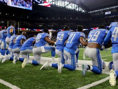 In New Video, Prophets Of Rage Gives NFL's TakeAKnee Protest Historical Context