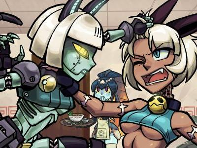 Skybound Games is bringing Skullgirls to Xbox One and Switch this Spring