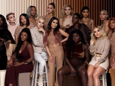 Where To Get Morphe's New Fluidity Collection, So You Can Experience 60 Shades Of Foundation