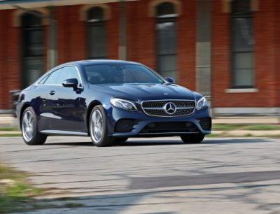 Rationally Irrational: Full Test of the 2018 Mercedes-Benz E400 Coupe