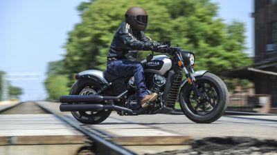 First Ride Review: 2018 Indian Scout Bobber