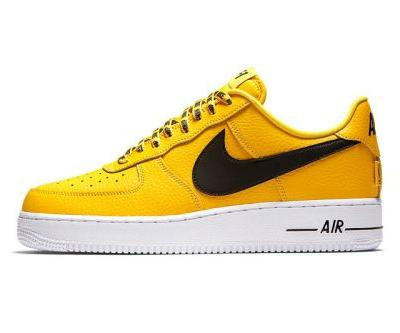Nike Shares Images & Release Date of Upcoming NBA Air Force 1 Low Colorways