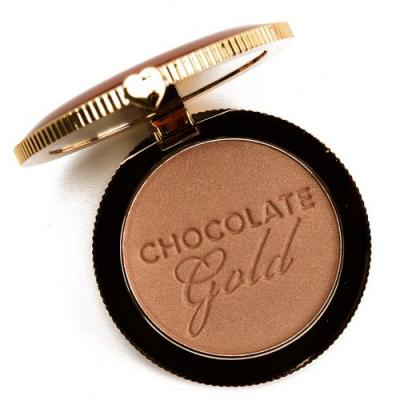 Too Faced Chocolate Gold Soleil Bronzer Review, Photos, Swatches