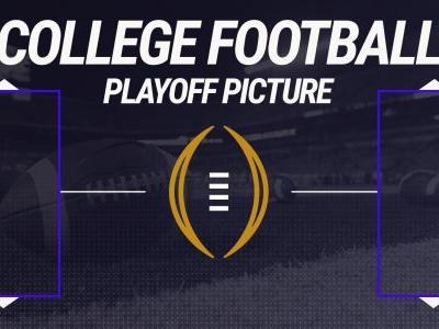 College Football Playoff picture: Who's in, out and knocking on door in Week 13