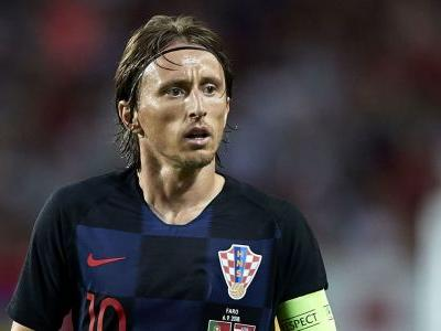 Modric dethrones Ronaldo to win Best FIFA Men's Player award