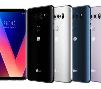 LG V30 Lands In Italy, Germany And Poland