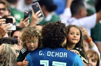 Even with 2 wins, Mexico's place in next round not secure