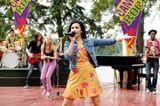 Demi Lovato Watches Camp Rock With Her Boyfriend, and Cracks Up Over the Awkwardness