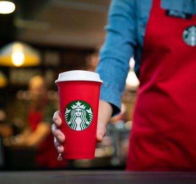 Starbucks Fans Are Pissed After Reusable Red Cups Run Out
