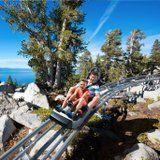 Fly Through the Forest on This Mountain Coaster With Spectacular Views in Tahoe