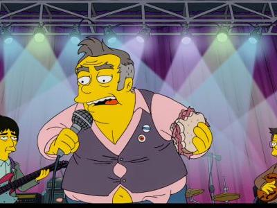 Morrissey Slams The Simpsons For Depicting Him As An Overweight Racist