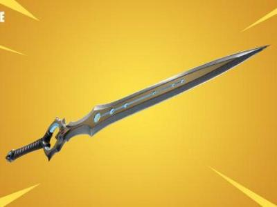 Fortnite Adds Infinity Blade in New Update