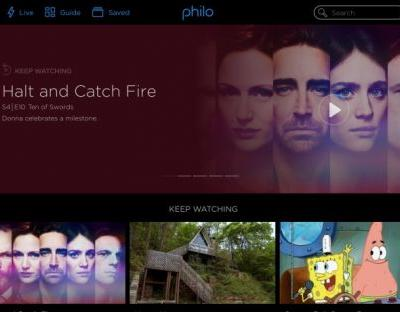 Live TV streaming service Philo drops sports to offer low-cost cord-cutting plan